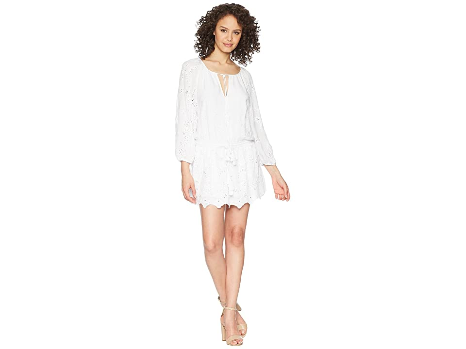 Young Fabulous & Broke Junia Dress (White) Women