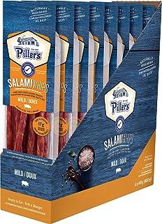 60g Piller's Salami Whips, Mild. (8x60g)