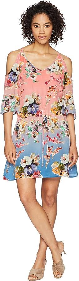 Tolani Adrienne Tunic Dress