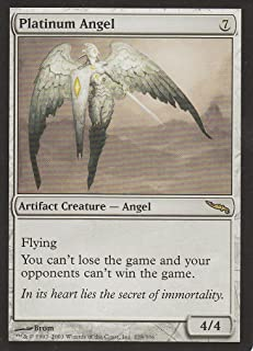 Magic: the Gathering - Platinum Angel - Mirrodin