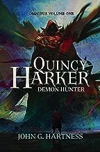 Quncy Harker, Demon Hunter Omnibus One (English Edition)