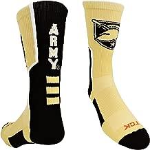 TCK Army West Point Academy Black Nights Perimeter Crew Socks