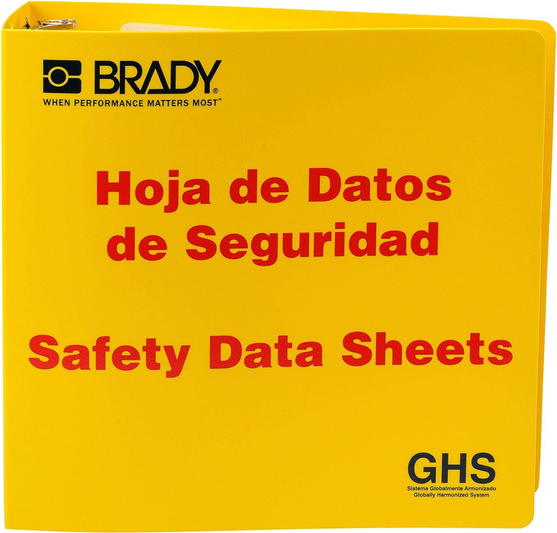 Brady 121186 GHS - 3