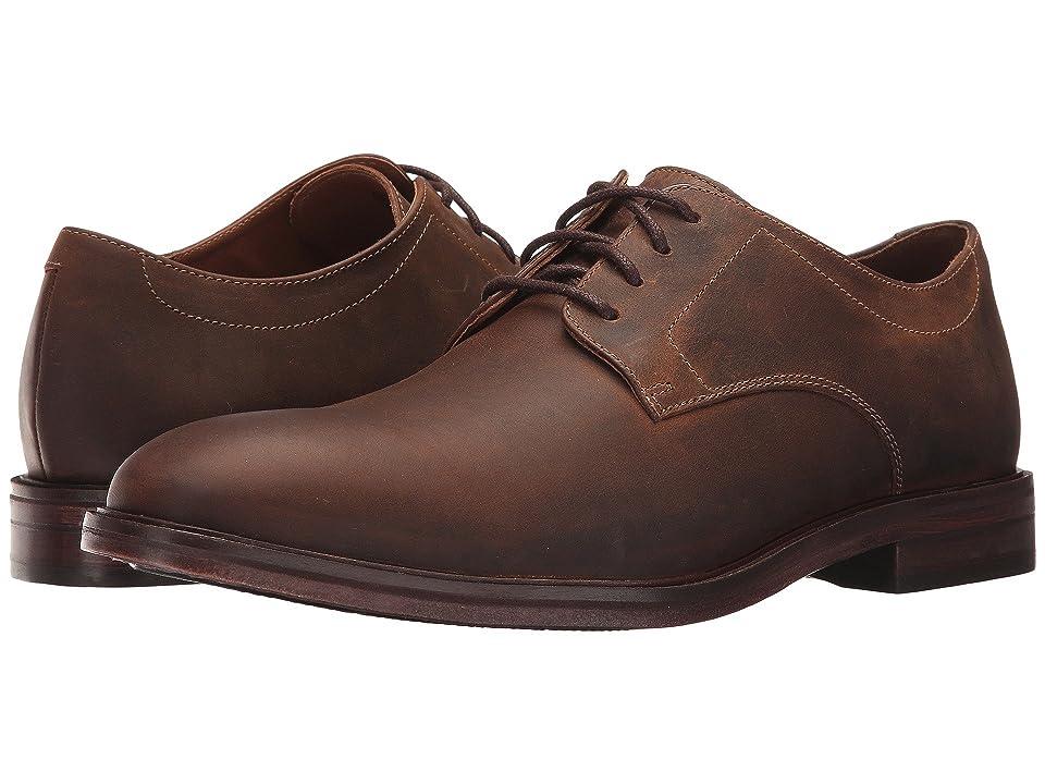 Bostonian Mckewen Plain (Brown Leather) Men