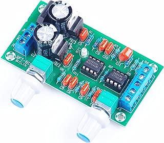 KNACRO NE5532 Low-Pass Board Filter preamp Board Subwoofer Cannon Pitch Board HI-FI Low-Pass Circuit Board