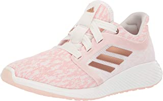 adidas Women's Edge Lux 3 Running Shoe Copper Metallic/Cloud White
