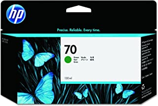 HP 70 Green C9457A 130 Ml Ink Cartridge Use In Hp Designjet Printer