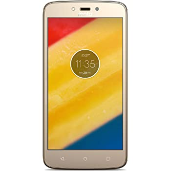 Lenovo Moto C Plus Gold SIM Doble 4G 16GB Oro: Amazon.es: Electrónica