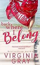Back Where I Belong (Susan Wade Series Book 3)
