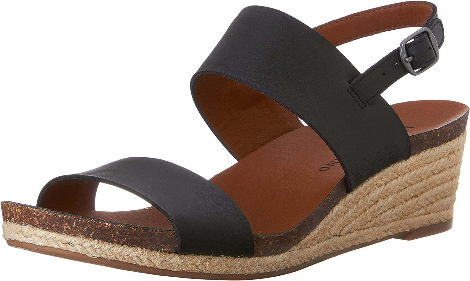 Lucky Brand Women's Jette Wedge Sandal