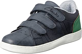 Clarks Boys' Newton Trainers
