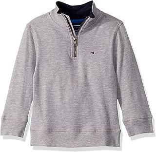 Baby Boys' Toddler Quarter Zip Sweater