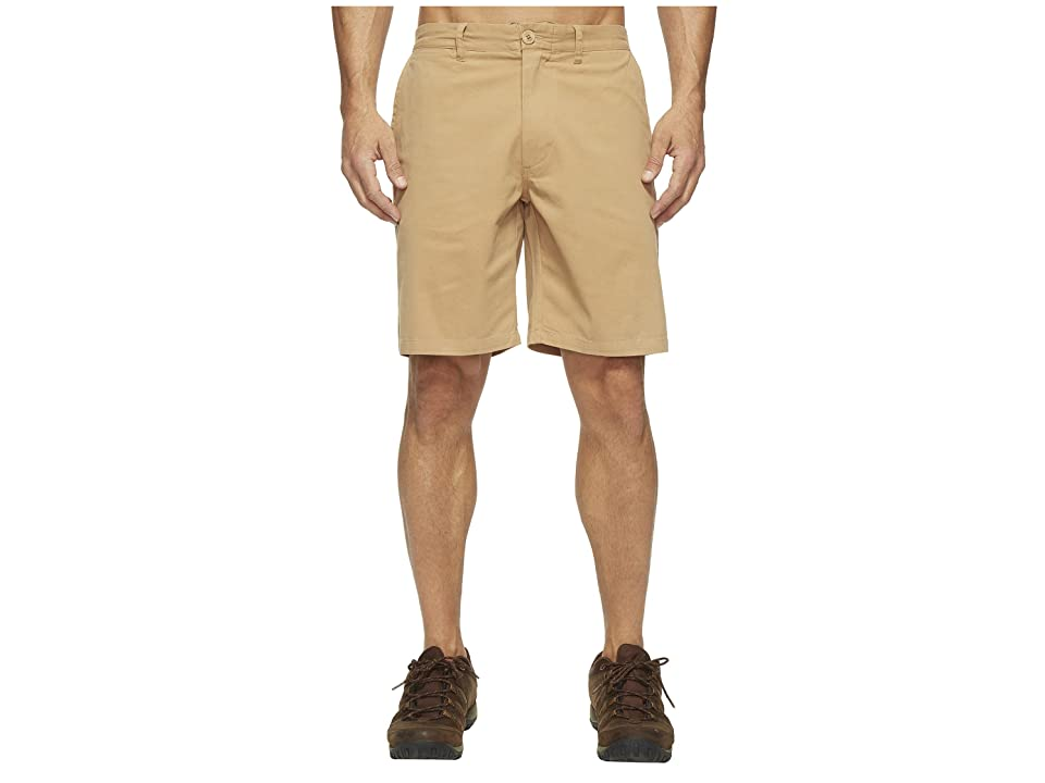 United By Blue Holston Shorts (Tan) Men