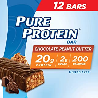 weight loss snacks by Pure Protein