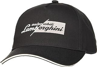 Automobili Lamborghini Men's Cappellino Slashed Logo Baseball Cap