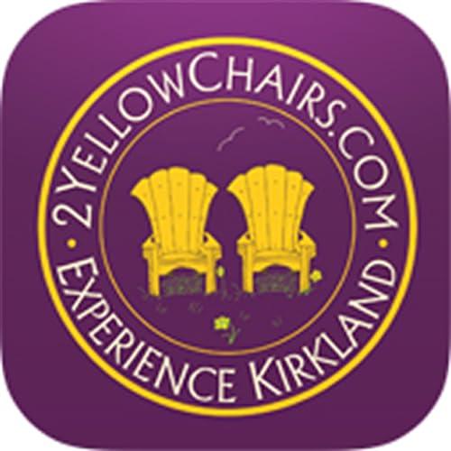 2 Yellow Chairs
