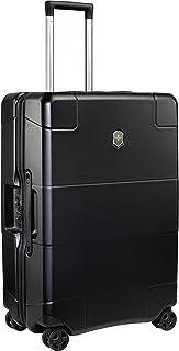 Victorinox Lexicon Hardside Medium 8-Wheel Travel, Black (Black) - 602105