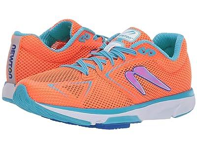 Newton Running Distance 8 (Orange/Blue) Women