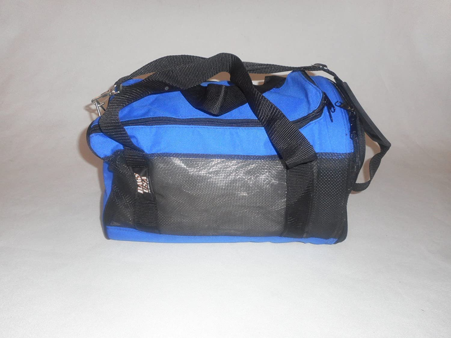 BAGS USA Pet Dog,Cat Carrier,Airlines Approved Dog Carrier,Made in U.s.a. (bluee)