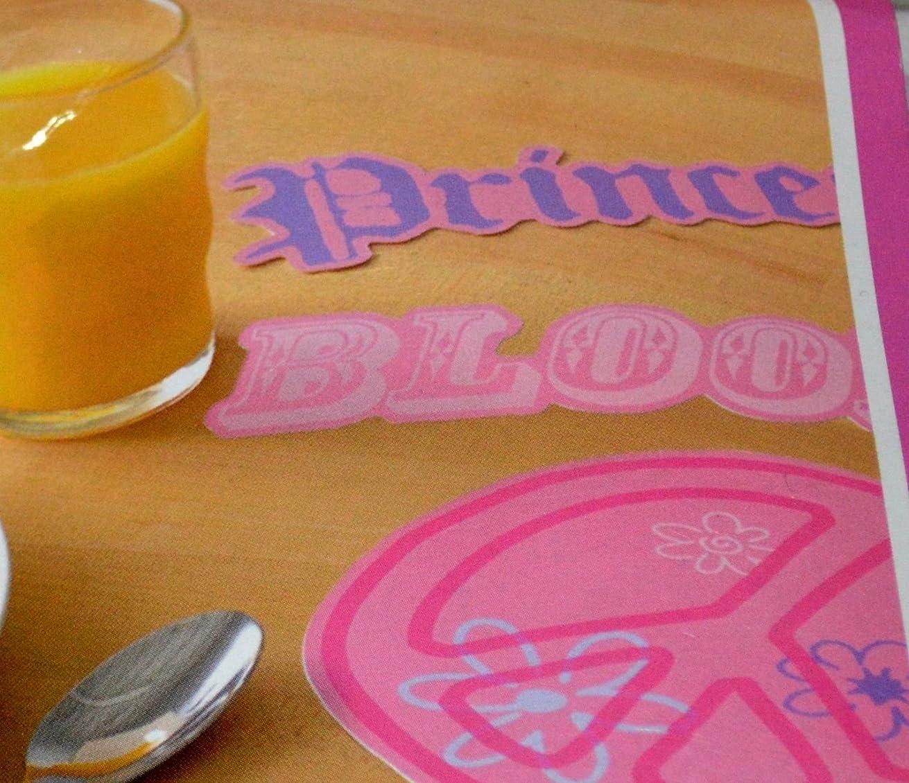 Hallmark Princess Peace Sign Pink Girl Birthday Party Decoration Jumbo Confetti