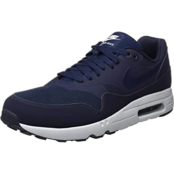reunirse Denso Autenticación  Amazon.com | Nike Men's Air Max 1 Ultra 2.0 Essential Obsidian/White  875679-400 (Size: 9) | Road Running