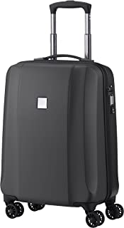"""Titan Xenon Deluxe Pc 21"""" Carry On Spinner Luggage"""