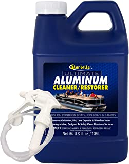 Jjvs Best Aluminum Pontoon Cleaner