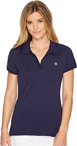 Eleven by Venus Williams Pique Collection Mentor Polo