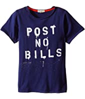 Appaman Kids - Super Soft Post No Bills Graphic Tee (Toddler/Little Kids/Big Kids)