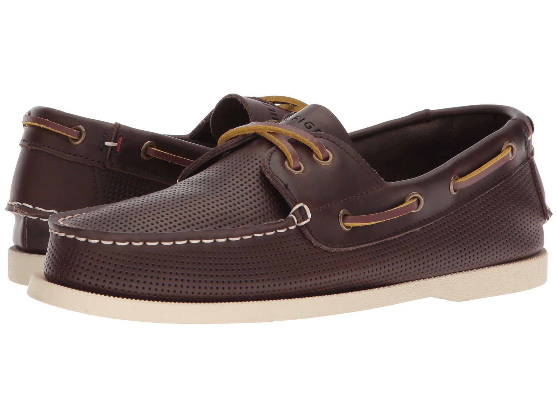Calzado Tipo Boat Shoe para Hombre Tommy Hilfiger Bowman 8  + Tommy Hilfiger en VeoyCompro.net