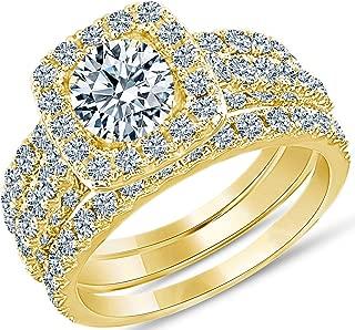 14 karat engagement rings