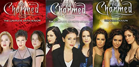 Sisters Charmed TV Series 3-Season Bundle - Seasons 6, 7 and Final Boxed Set Bundle