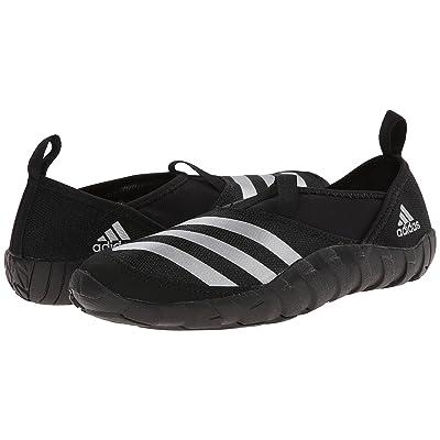 adidas Outdoor Kids Jawpaw (Toddler/Little Kid/Big Kid) (Black/Silver Metallic/Black) Kids Shoes