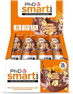 Smart Bar 12repen Choco Peanut Butter