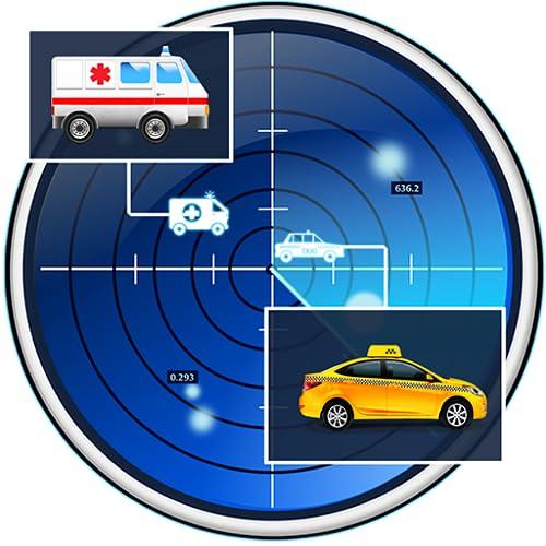 Radar Scanner Car Joke