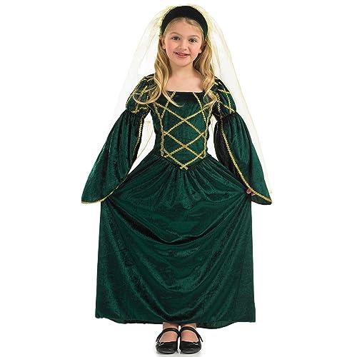 Elegant Fun Shack Child Tudor Princess Costume   AGE 10   12 YRS (XL)