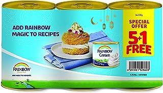 Rainbow Cream, 170 gm - Pack of 6