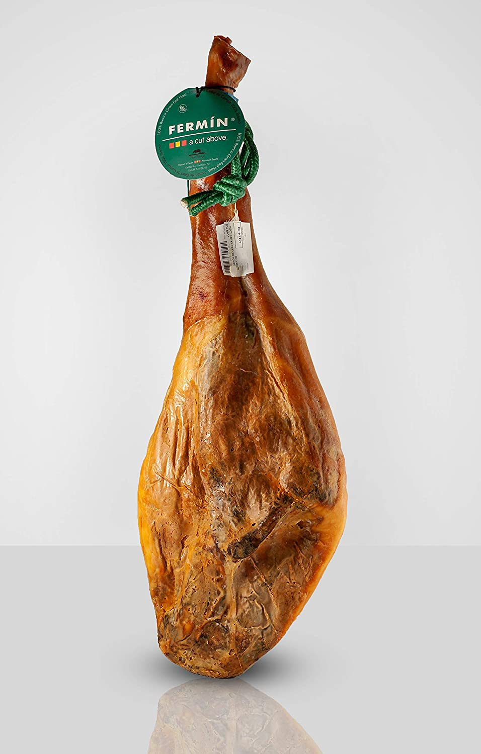 100% Ibérico Ham 67% OFF of fixed price 15 -17 Max 48% OFF lb 100 Jamón Stand - Knife +