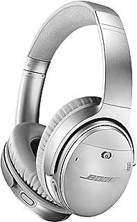 Bose QuietComfort 35 wireless headphones II ワイヤレスヘッドホン ノイズキャンセリング Bluetooth 接続 マイク付 シルバー Amazon Alexa搭載 最大20時間 再生