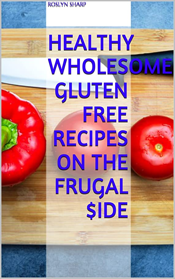 Healthy Wholesome Gluten Free Recipes on the Frugal $ide (English Edition)