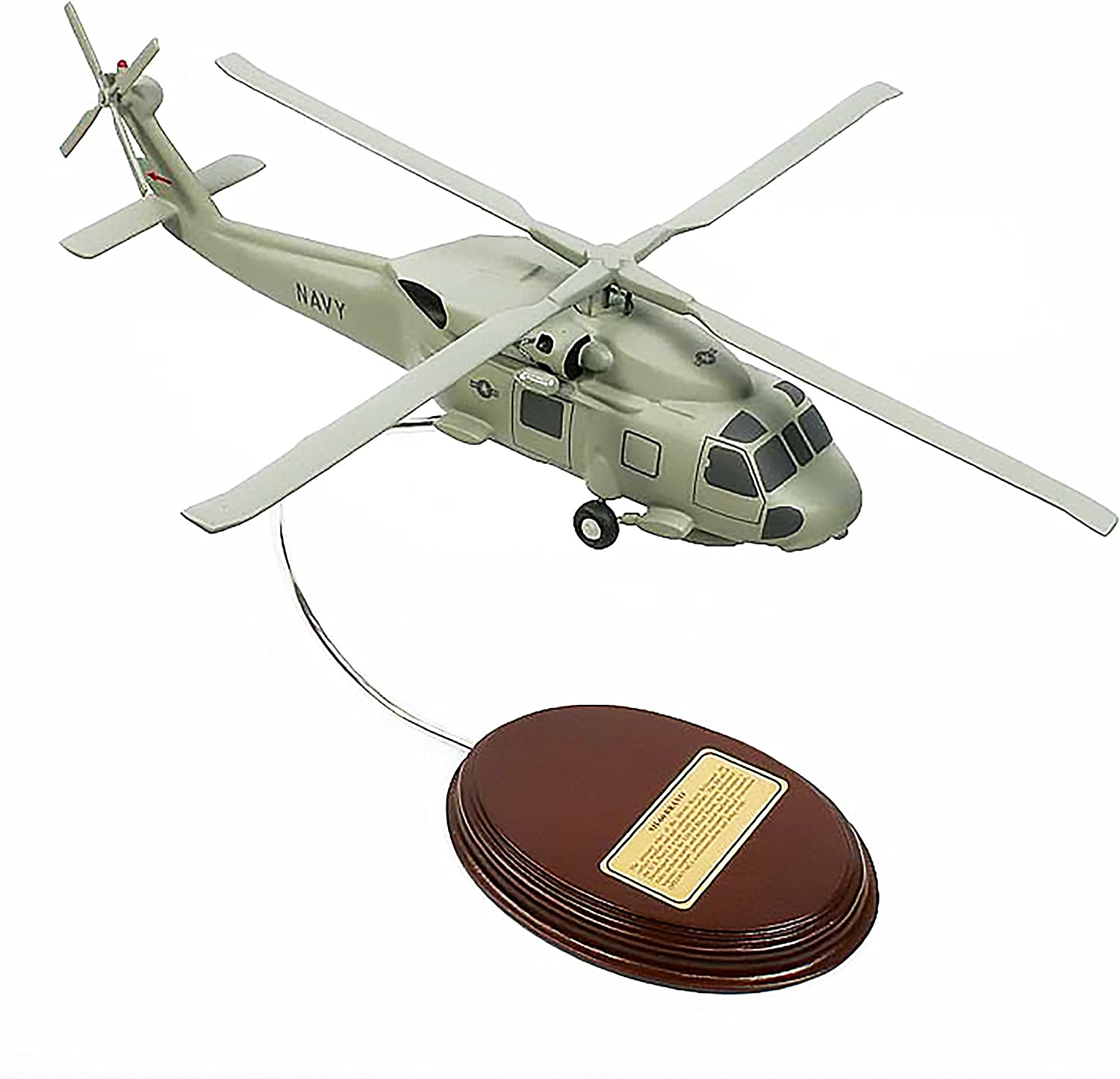 Mastercraft Collection SH-60 Bravo Model Scale 1 64