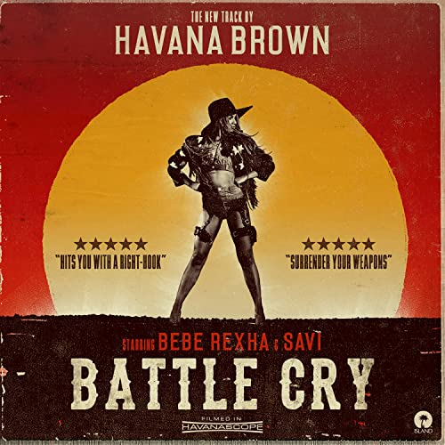 Battle Cry [Explicit] [feat  Bebe Rexha & Savi]