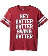 Chaser Kids Vintage Jersey Batter Batter Tee (Little Kids/Big Kids)