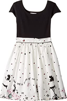 fiveloaves twofish Alice Maddy Dress (Little Kids/Big Kids)