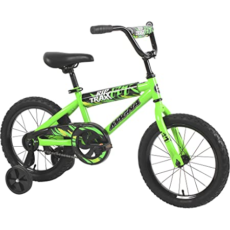 Training Wheels Included Titan Champion Deluxe Boys BMX Bike with 16 Wheels