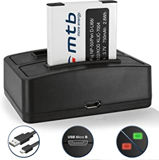 WG-50 Batería 770mAh para Ricoh WG50