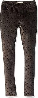 DeFacto Kız çocuk Pantolonlar Desenli Slim Fit Pantolon