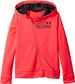 Under Armour Kids - Armour Fleece Full Zip Hoodie (Big Kids)