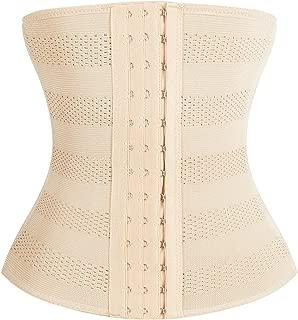 KINDOYO Breathable Body Shaper Shapewear High Waist Tummy Control Women