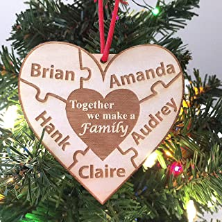 Best family puzzle ornament Reviews